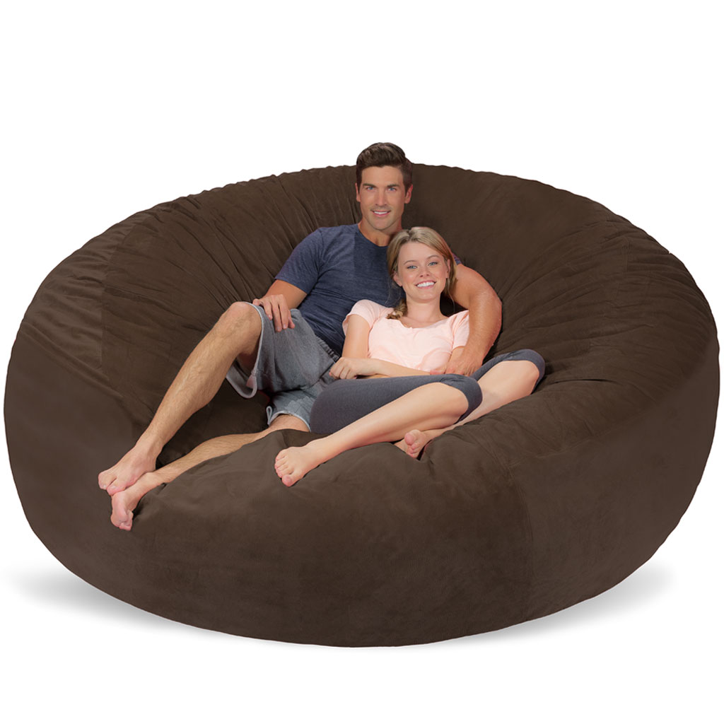 Sitzsack Riesig 8 Ft Giant Bean Bag Chair
