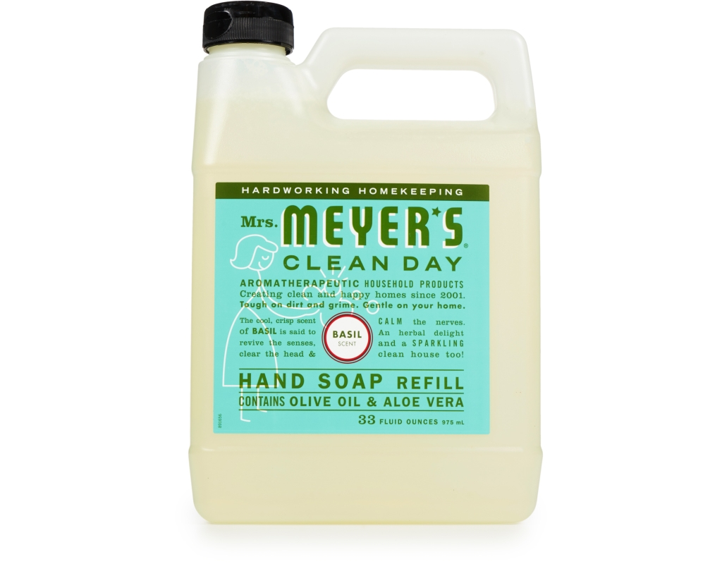 Hand Soap Refill Mrs Meyer S Liquid Hand Soap Refill