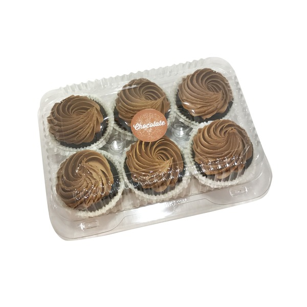 Whole Foods Market Chocolate Cupcakes (15 oz) from Whole Foods