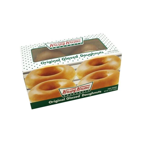Krispy Kreme Original Glazed Doughnuts from Meijer - Instacart