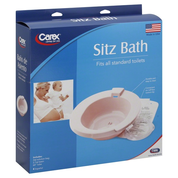 sitz bath cvs