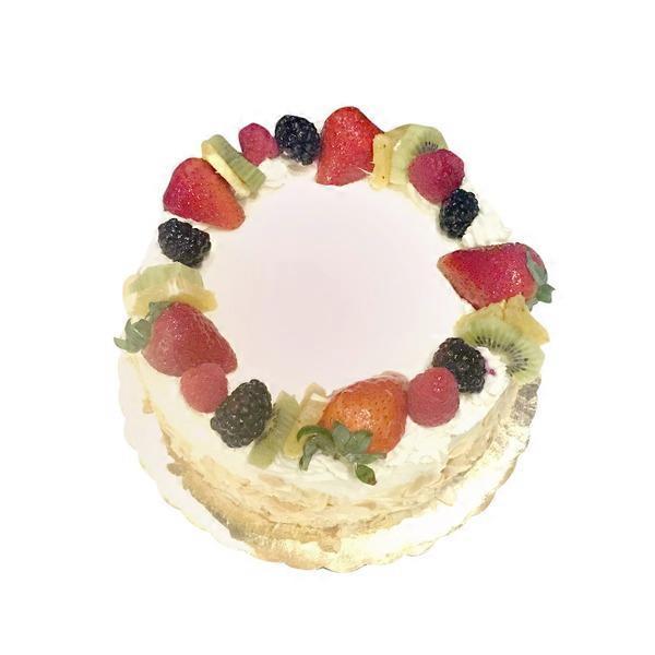 Whole Foods Market Custard Fruit Cake (8 oz) from Whole Foods Market