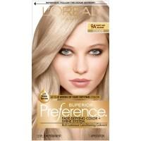 Superior Preference Cooler 9A Light Ash Blonde Hair Color ...