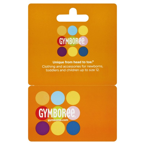 Gymboree Gift Card, $25 (1 ea) from Stop  Shop - Instacart