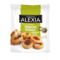 Alexia Crispy Onion Rings with Panko Breading and Sea Salt ...