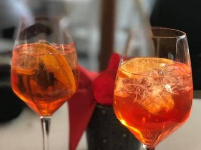 Aperol Spritz by Katie Cooks. A Thermomix ® recipe in the ...