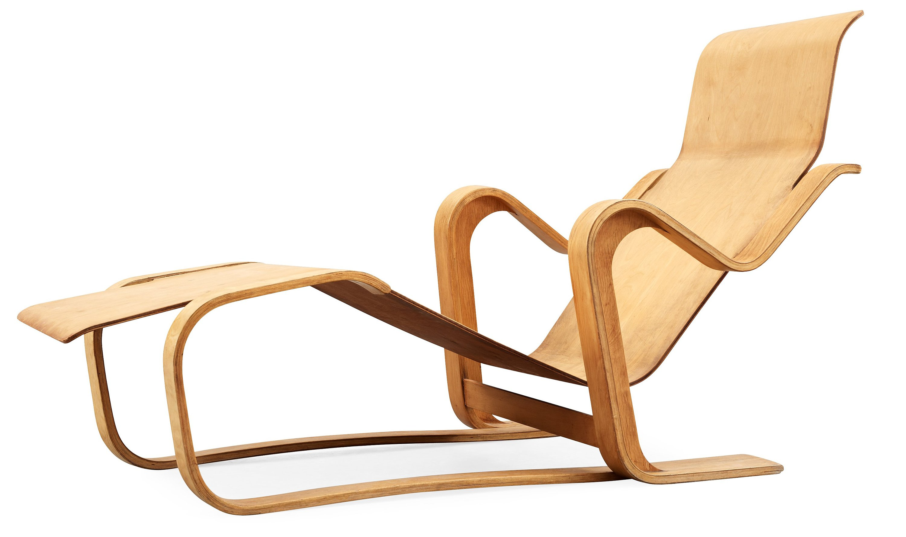 A Marcel Breuer Laminated A Long Chair Probably By Isokon England Post 1936 Bukowskis