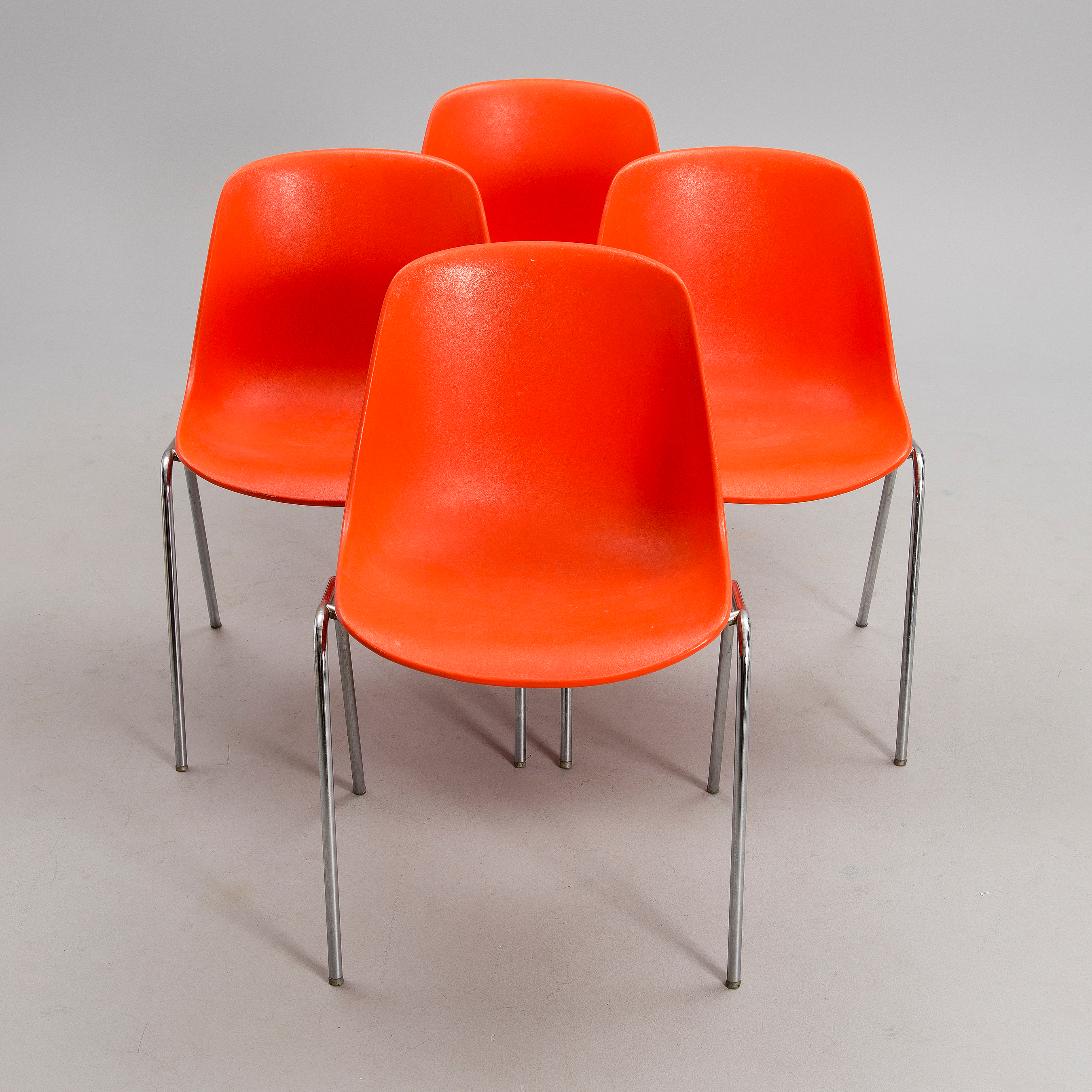 Eero Aarnio Sessel A Set Of Four Chairs By Eero Aarnio
