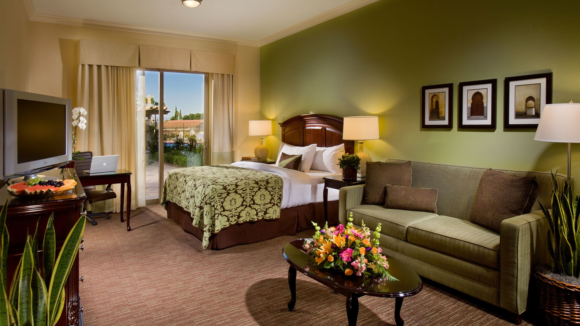 King Studio Suite Ayres Hotel Chino Hills