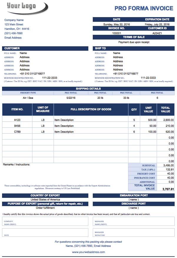 Free Microsoft Office Templates - Smartsheet - microsoft office invoice template