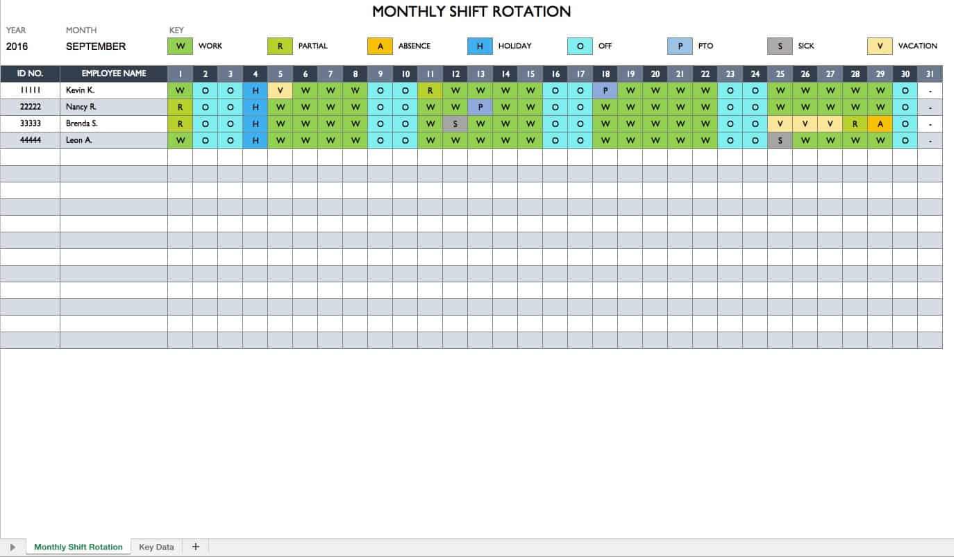 online group schedule maker