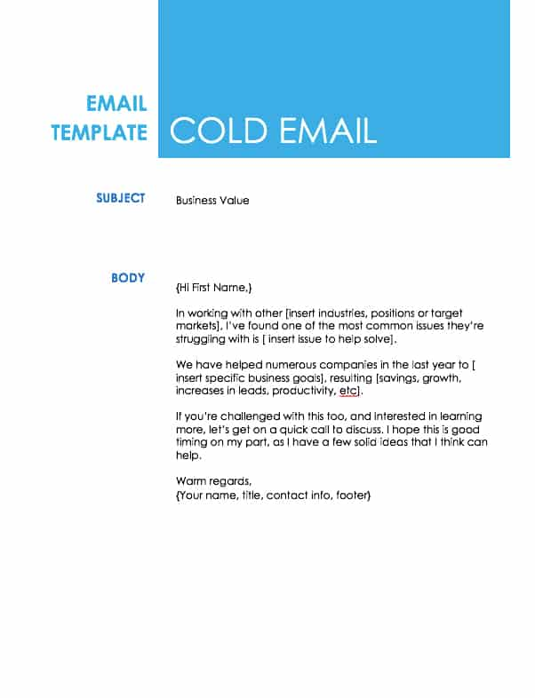 Free Sales Plan Templates - Smartsheet - business email template
