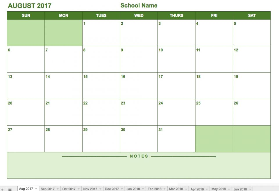 google printable calendar 2018 - Boatjeremyeaton - printable calendar templates