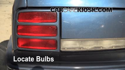 1993 oldsmobile cutlass ciera s fuse box