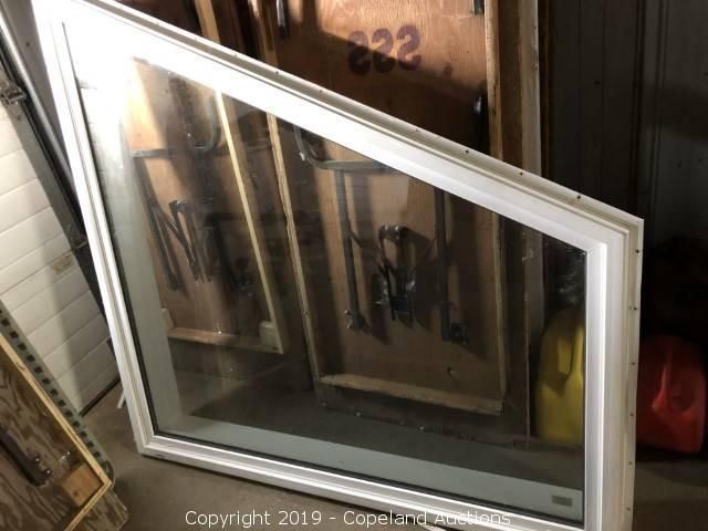 Trapezoid Window Online Auctions Copeland Auctions