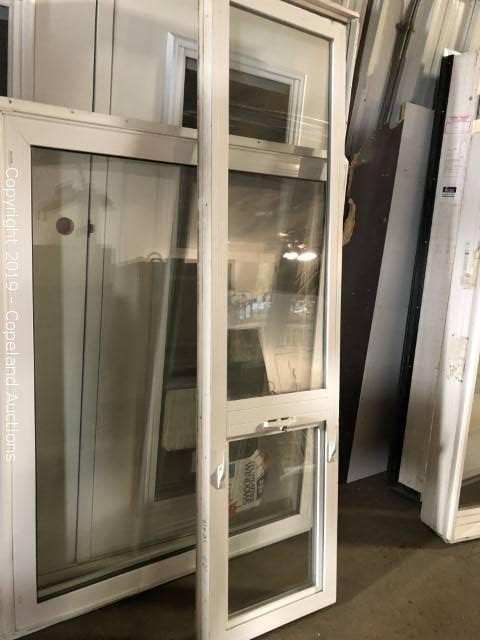 Awning over Picture Window Insert Online Auctions Copeland Auctions