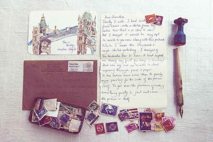 The Snail Mail Project Is Reviving The Art Of Handwritten Letters