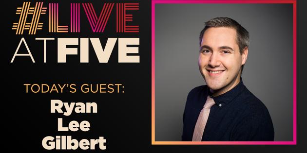 Broadwaycom Liveatfive With National Editor Ryan Lee