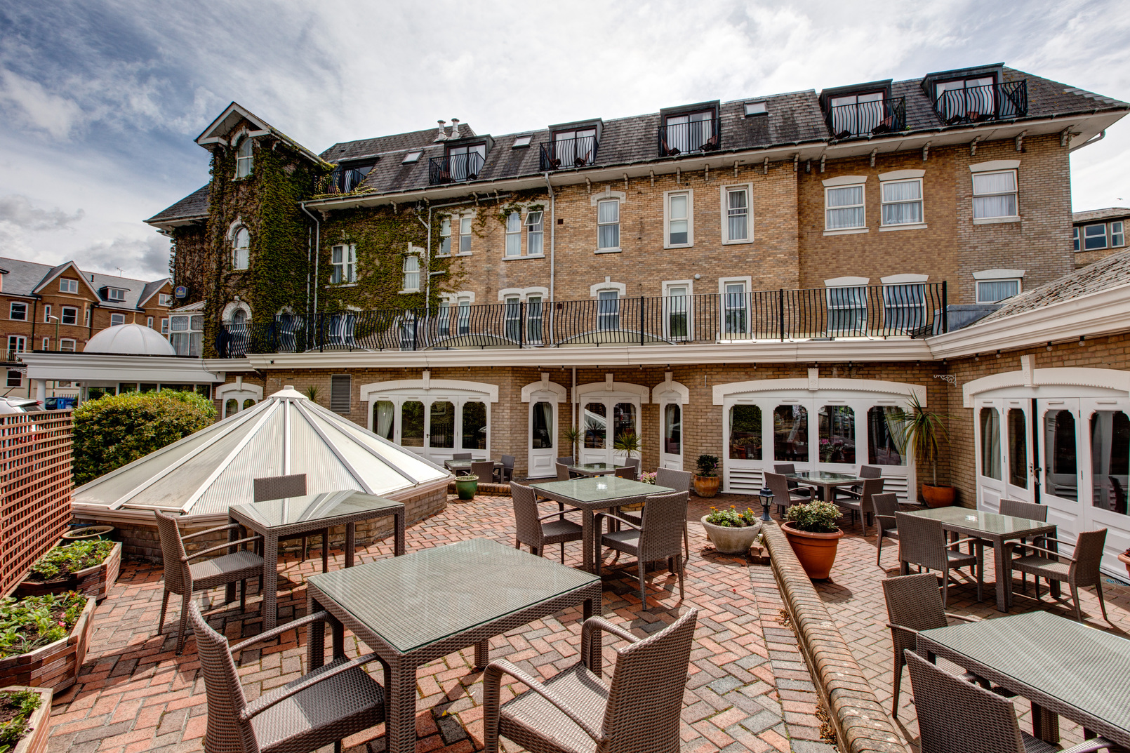 2 Bed Flat Bournemouth Best Western Plus The Connaught Hotel