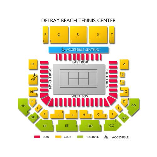 Chris Evert Pro Celebrity Tennis Classic Tickets - 11/11/2018 1100