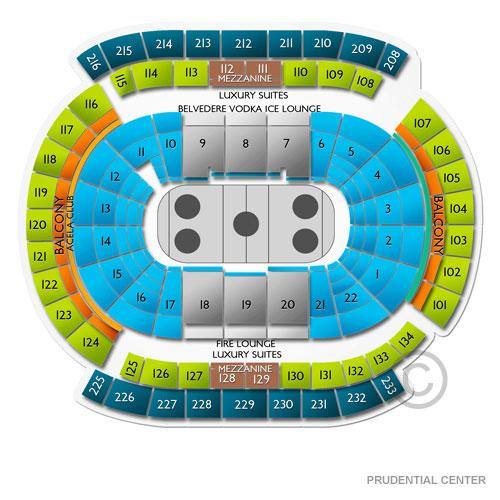 Devils vs Tickets at Prudential Center - 12/14/18