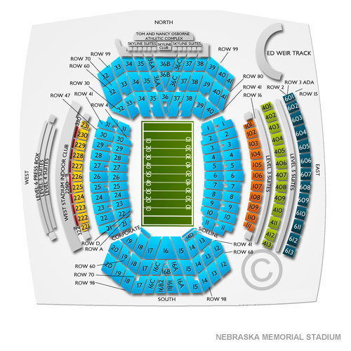 Buy Nebraska Cornhuskers vs TBD Tickets - 8/30/19