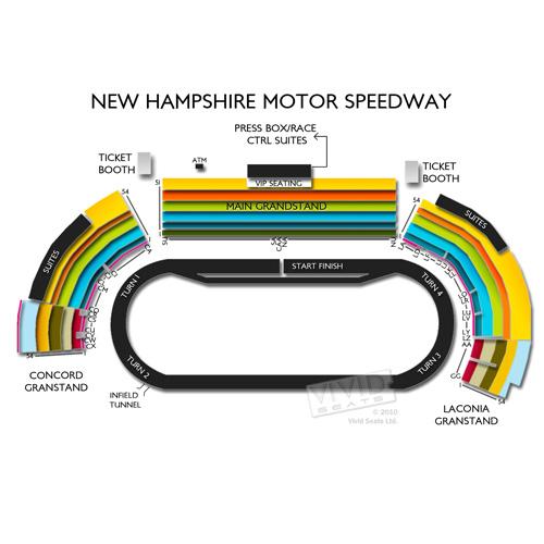 Kentucky Motor Speedway Seating Chart - Newwallpaperjdi