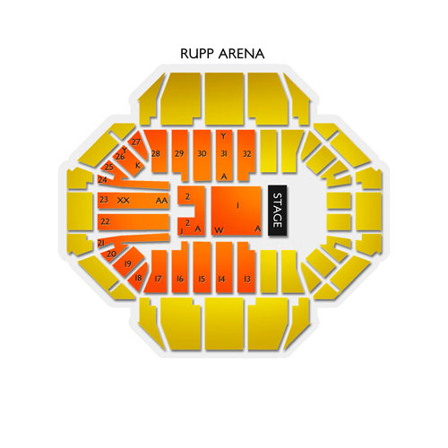 Kevin Gates Lexington Tickets for Rupp Arena - 5/25/19