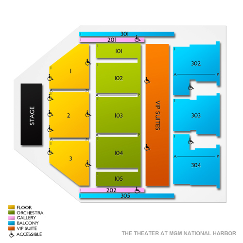 Amy Schumer Oxon Hill Tickets - 12/15/2018 700 PM Vivid Seats