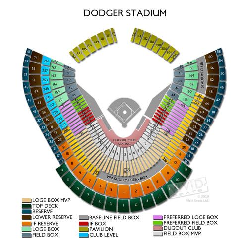 dodger stadium interactive seating chart new padres stadium seating