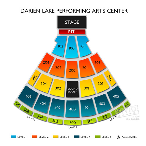 Darien Lake Concerts A Seating Guide for Upcoming Events Vivid Seats - a seating