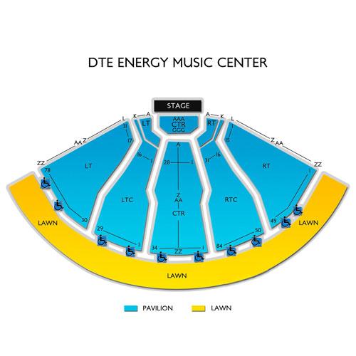 Bob Seger Michigan Tickets - 6/8/19 Vivid Seats