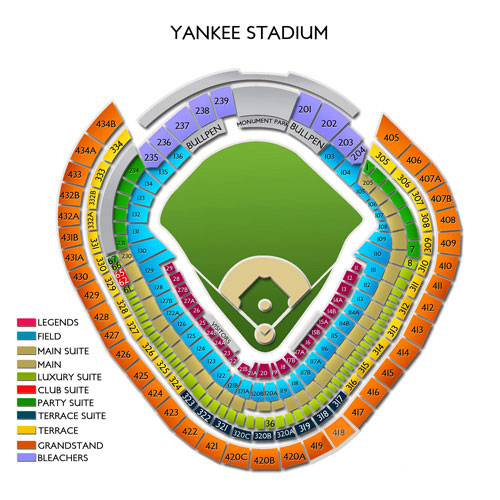 Boston Red Sox at New York Yankees Tickets - 5/30/2019