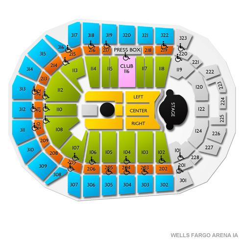 Shawn Mendes Des Moines Tickets - 6/22/2019 Vivid Seats