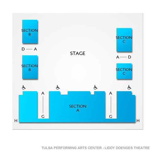 The Curious Incident of the Dog in the Night-Time Tulsa Tickets - 5