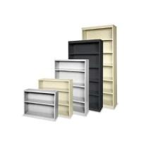 Metal Bookcases | D2 Office Furniture + Design