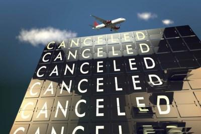 TTG - News - Flights cancelled due to Italian strikes