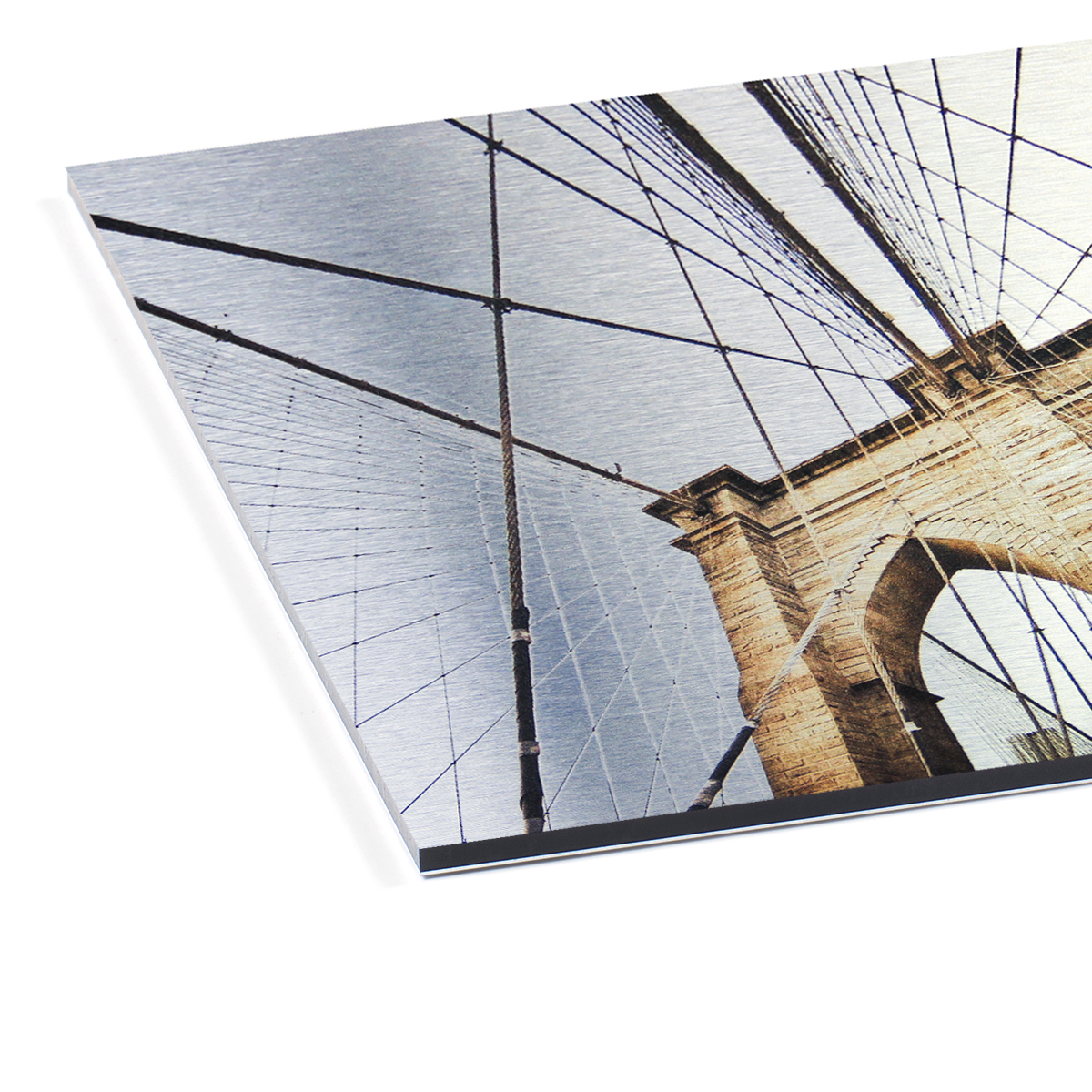 Alu Dibond Oder Acryl Dibond Printing Your Wall Art Onto Metal Artisanhd