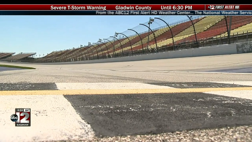 Michigan International Speedway gearing up for Firekeepers Casino 400