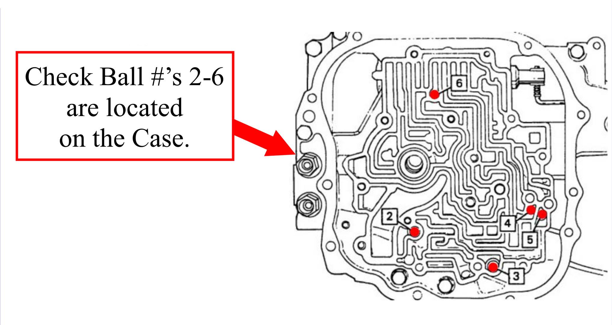 gm 125c transmission diagram