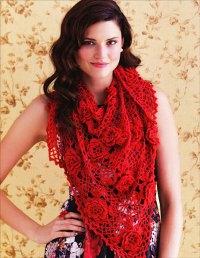 Victoriana - Beautiful Shawls to Crochet from KnitPicks ...