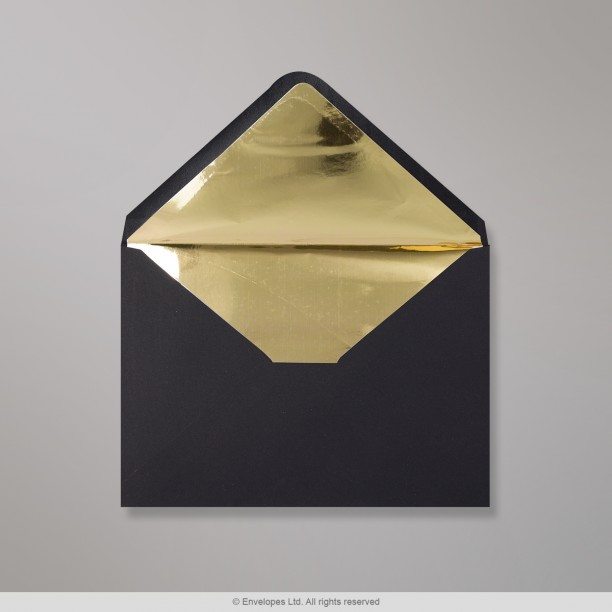 black lined paper