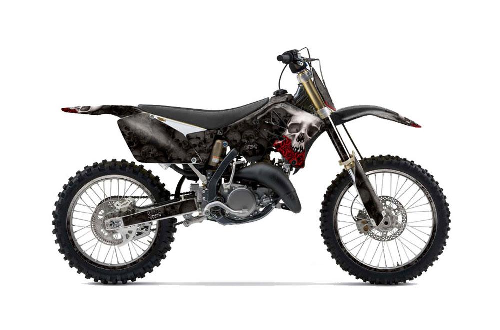 all suzuki dirt bikes