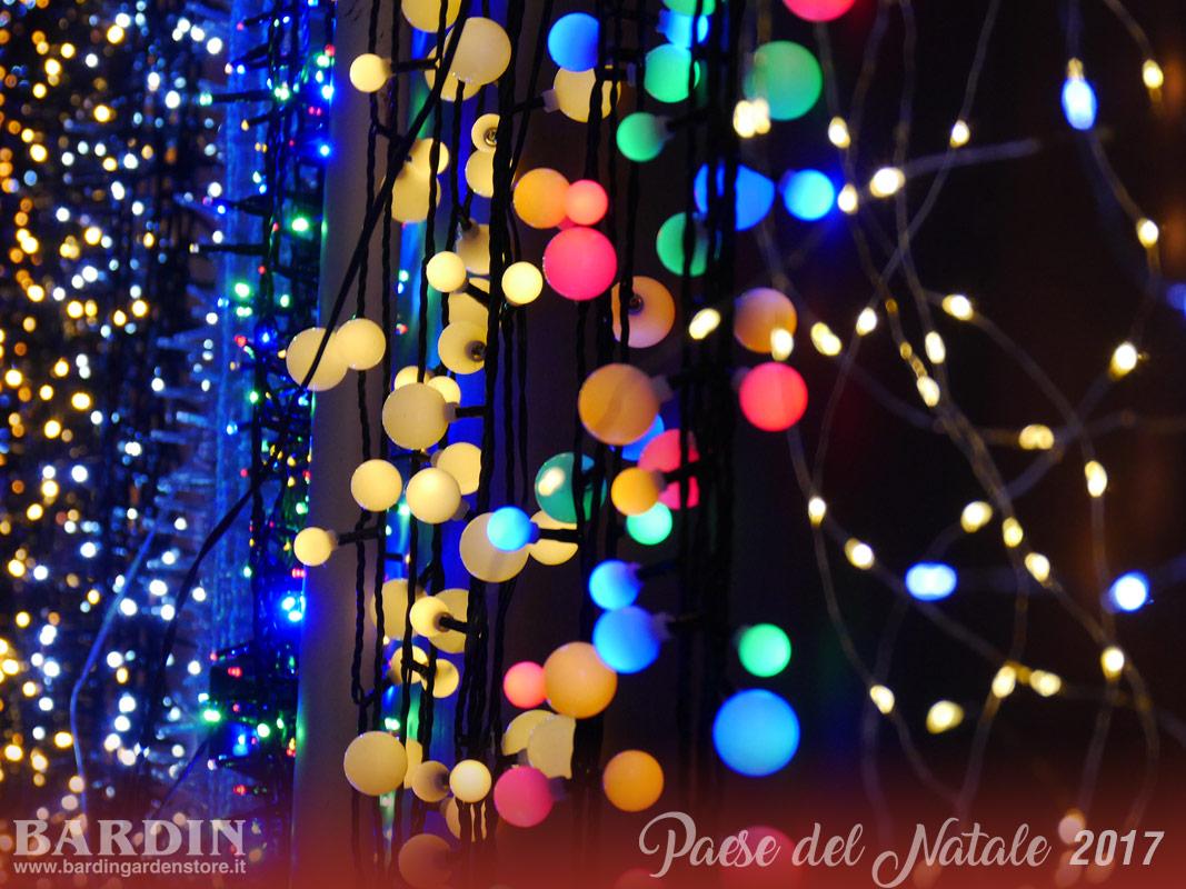 Illuminazioni natalizie per esterni laser stars light projector