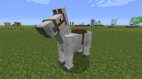 How to Tame Wolves, Ocelots, Horses, Cows, Pigs in Minecraft