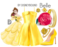 How to Dress Like Your Fave Disney Character for Prom