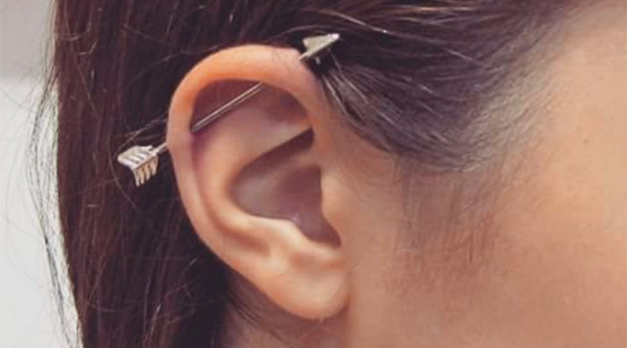 Ranking the Pain of Each Type of Ear Piercing