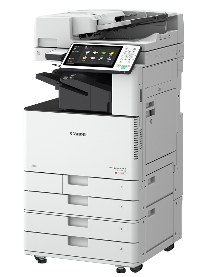 Canon ImageRunner ADVANCE C3530i II Printer - CopyFaxes