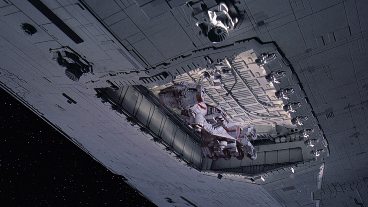 Project Cars Changed My Wallpaper Ilm Modelmakers Share Star Wars Stories And Secrets Tested