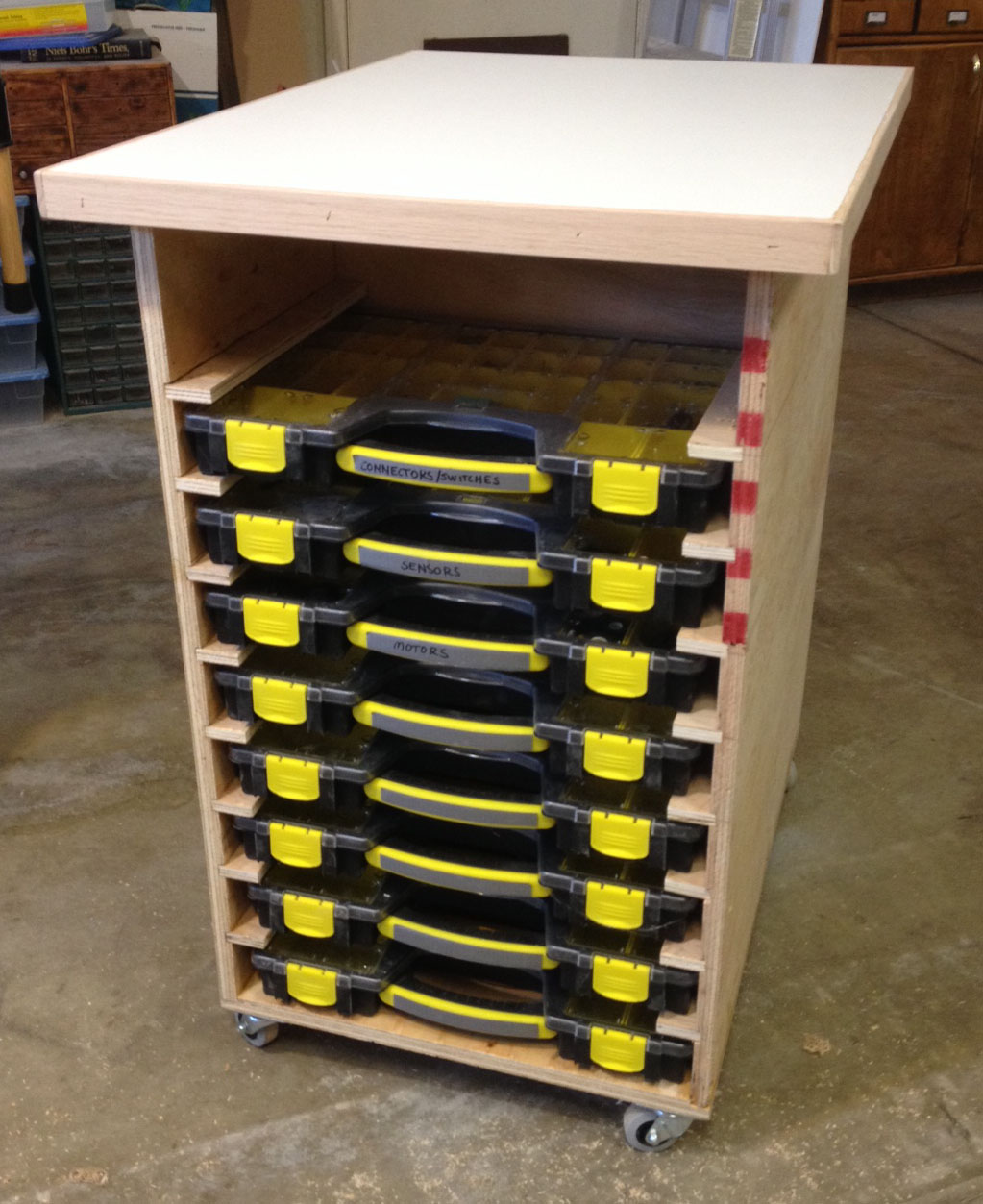 Those Case Racks In Adam39s Cave Tested